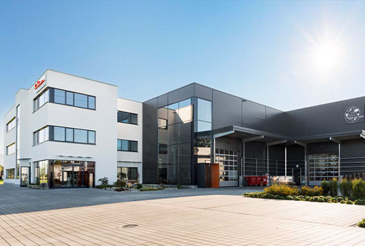 Automatisierungstechni Hersteller R.Schramm GmbH Anlagenbau Fördertechnik Über uns Standorte Rosenheim Raubling
