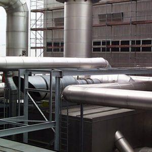 Stahlbau R.Schramm GmbH Fördertechnik Automatisierung Galerie Medienstrasse